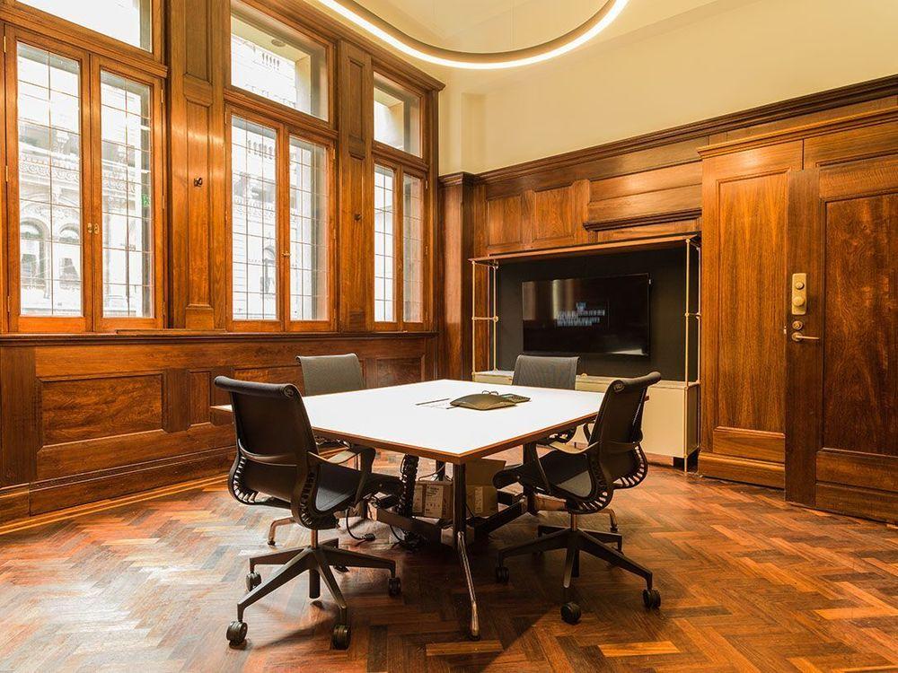 Workplace Lighting Design