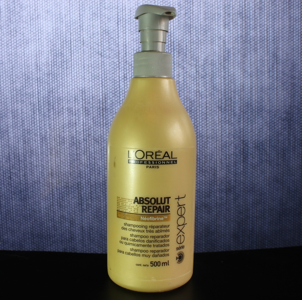 Shampoo Absolut Repair - Foto por Bruno França