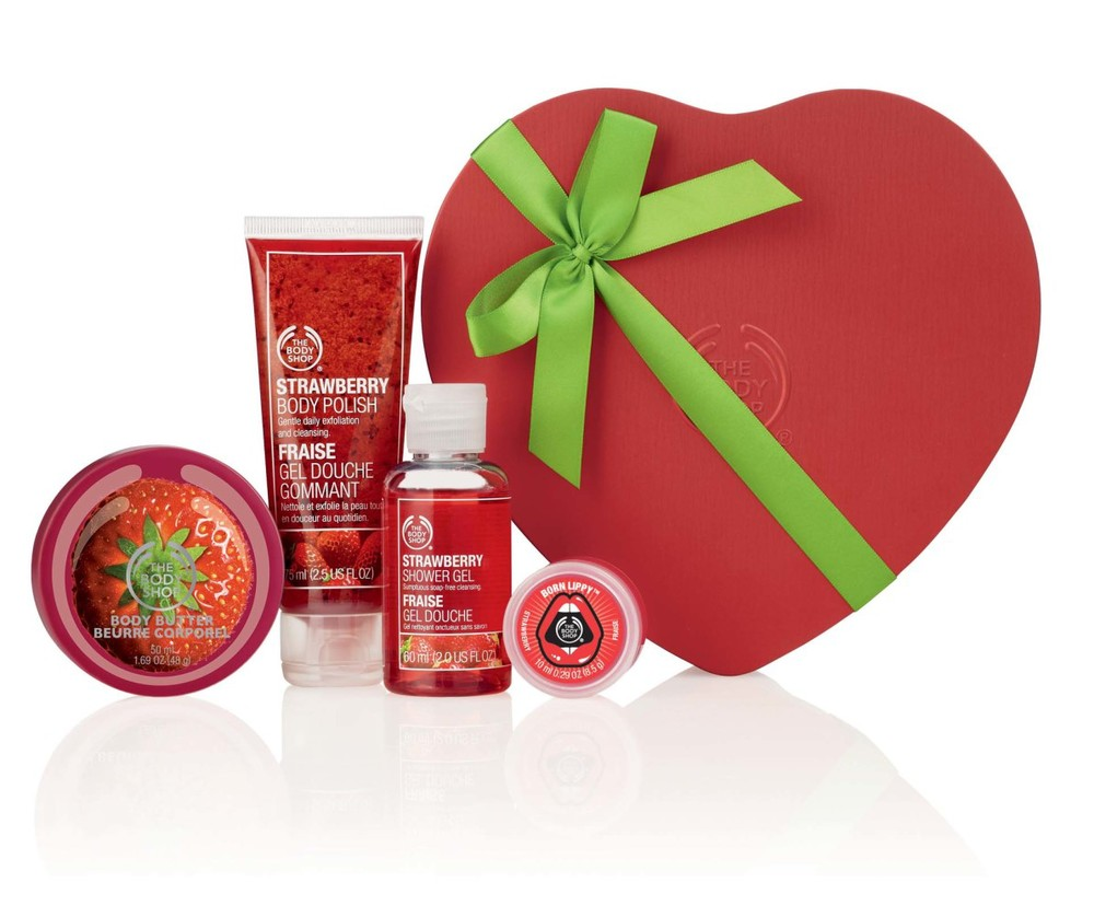 Kit Body Shop Strawberry
