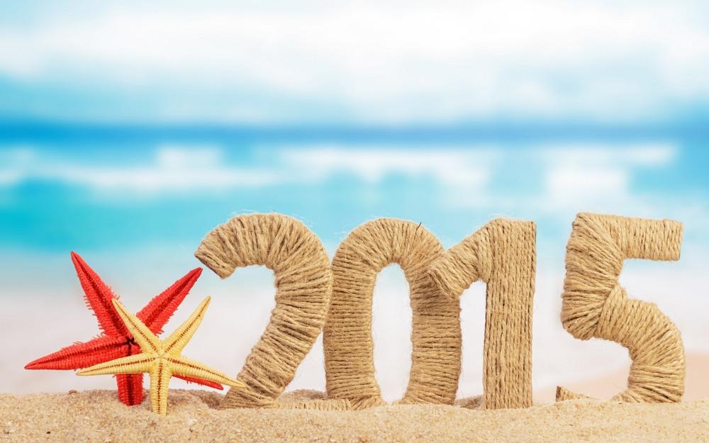 Bem vindo 2015!