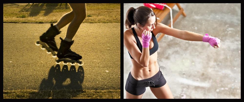 Tentar um esporte novo pode ser uma excelente opção!