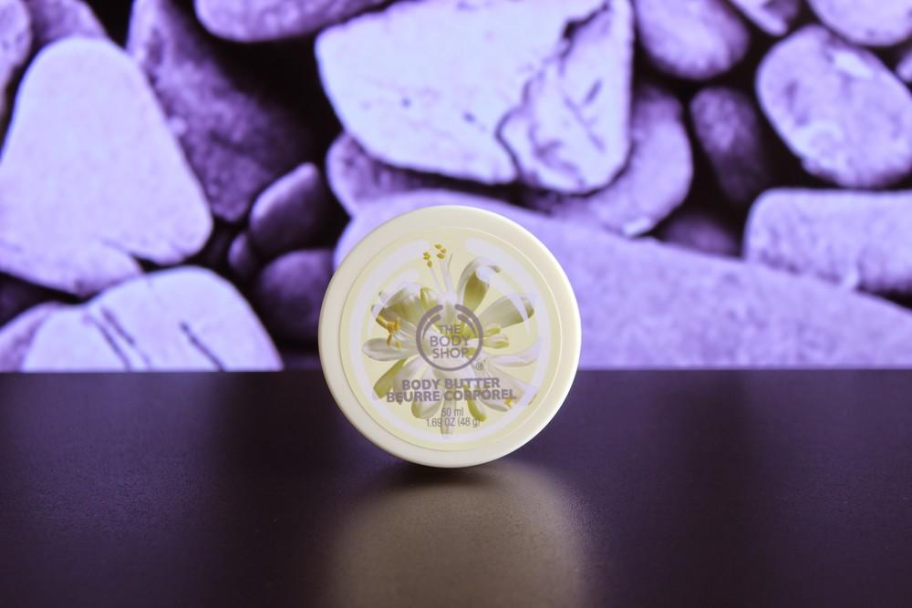 Manteiga corporal Moringa - The Body Shop- Foto por Bruno França