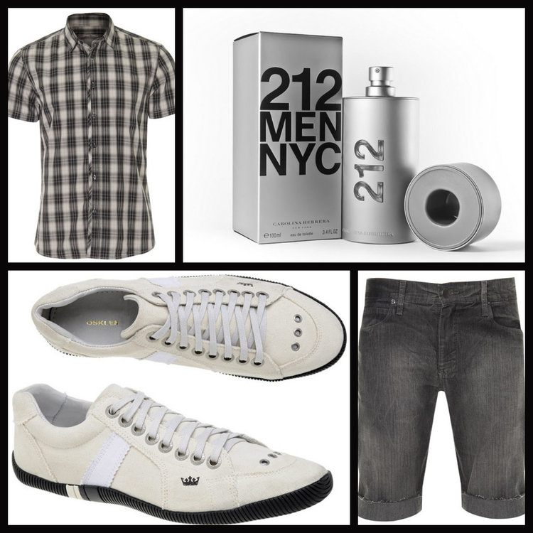0d93f3cb0e4 Sugestões presentes moda - Camisa C amp A ~ nbsp Perfume 212 Carolina  Herrera ~
