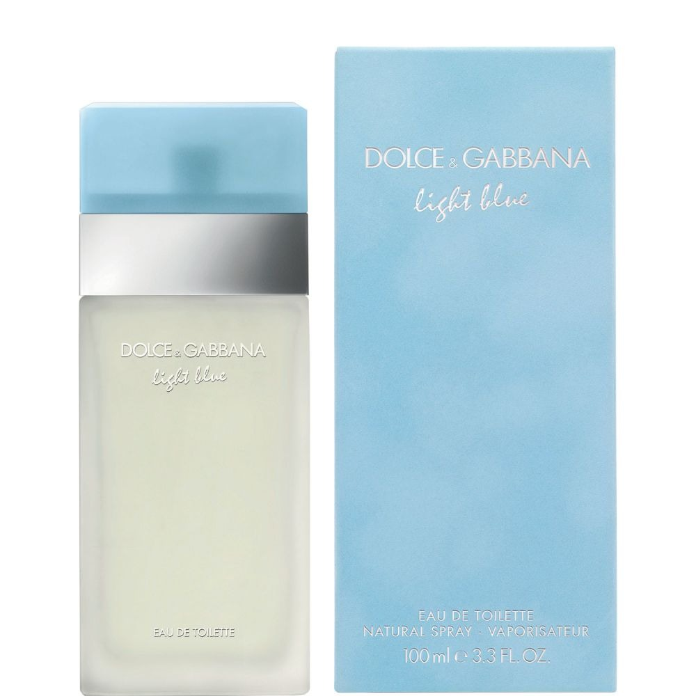 Perfume Light Blue - Dolce Gabbana