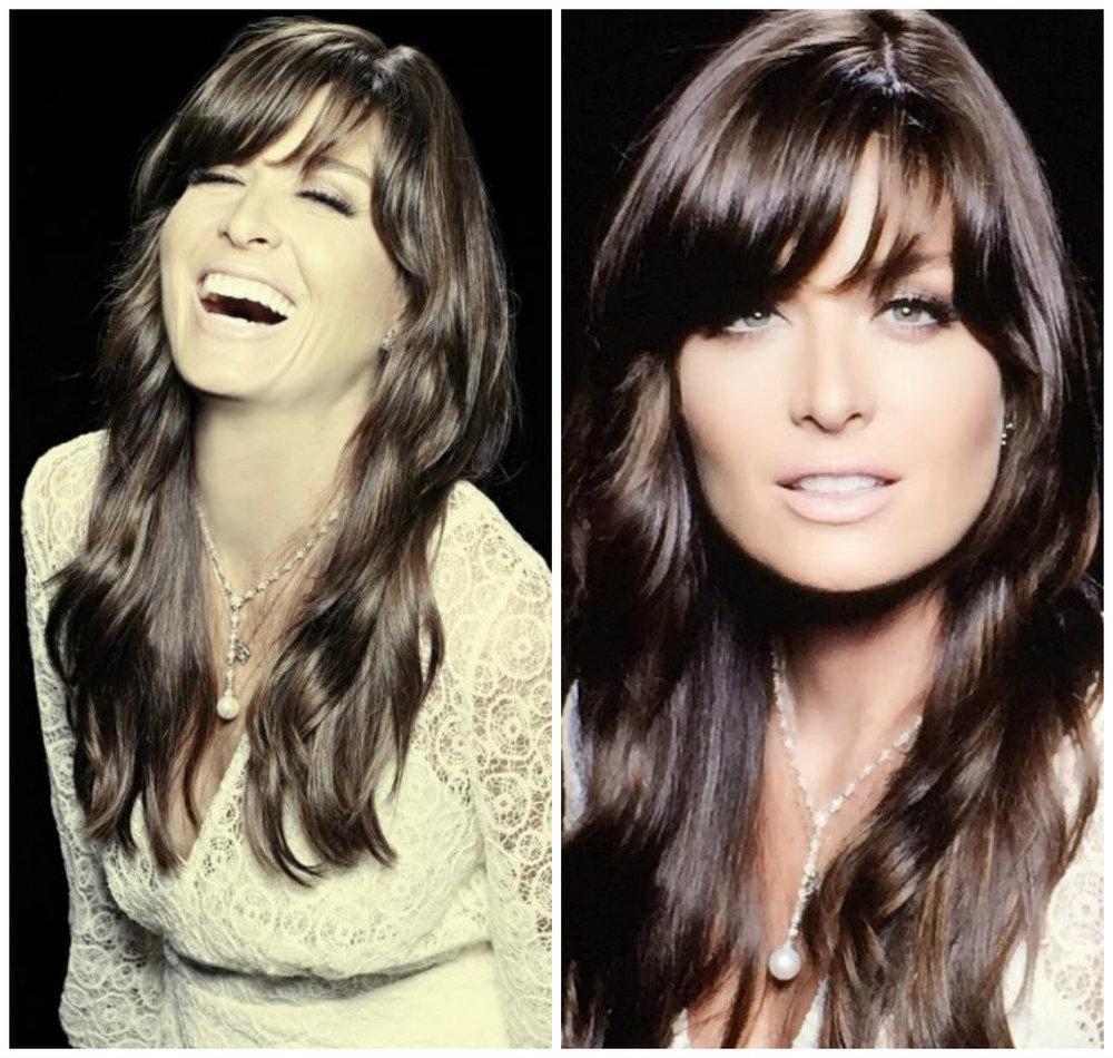 Angélica Morena - Divando muito com esse cabelo!