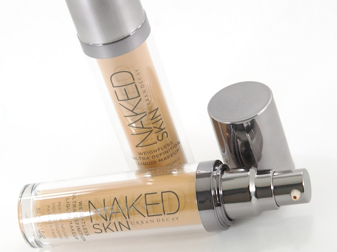 Naked Skin - Urban Decay