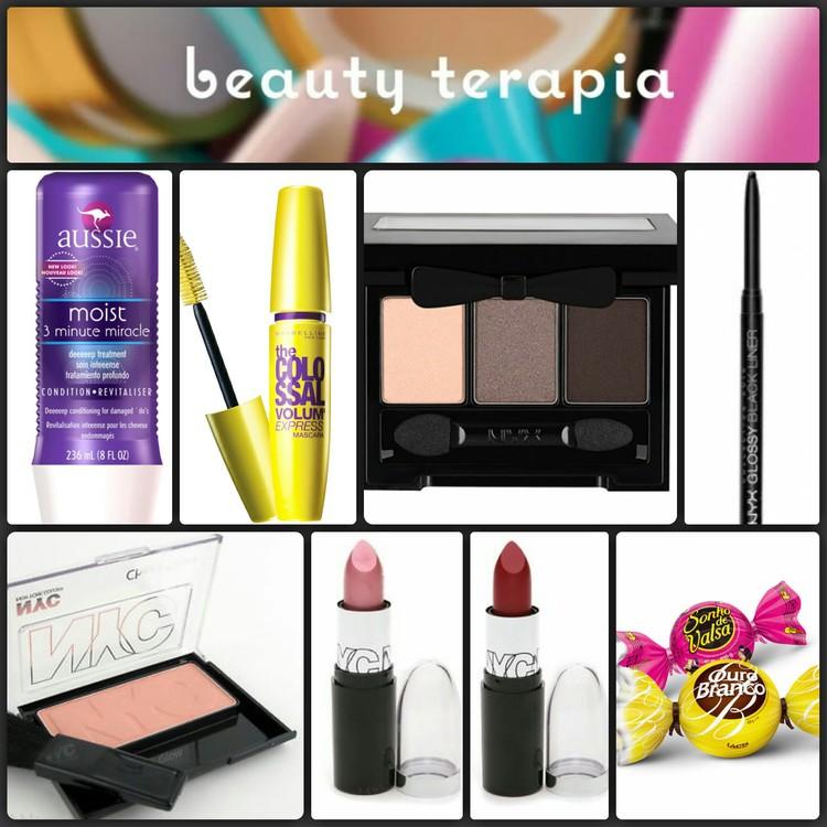 Itens do Kit Beauty Terapia!