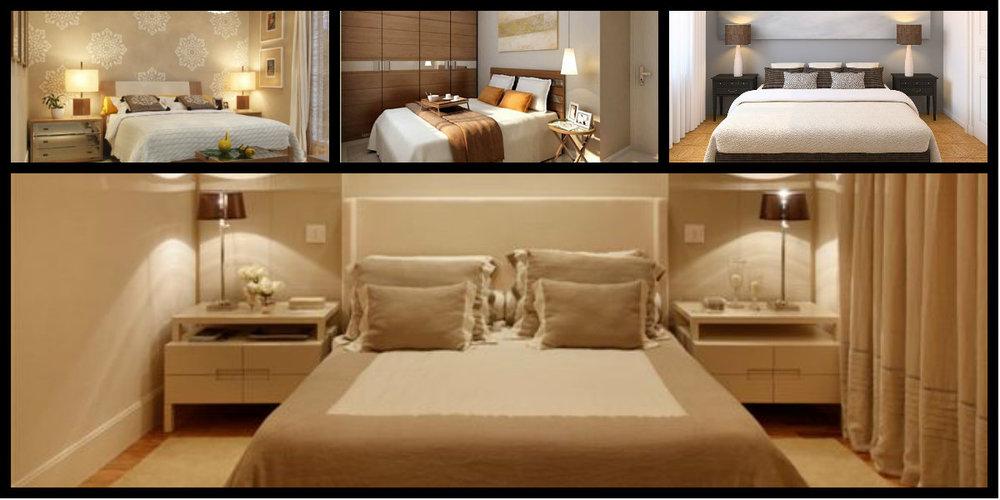 Luz fraca no quarto ajuda o sono a chegar mais rápido.