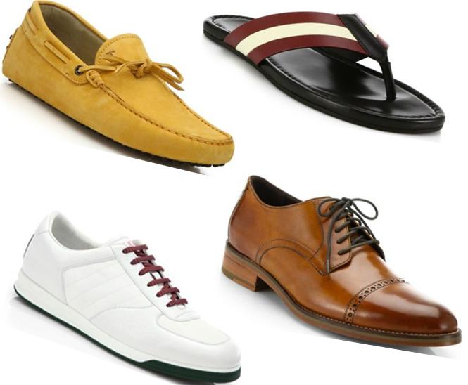 Sapatos, Tenis e outros calçados para presentear!