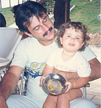 Papis e eu baby!