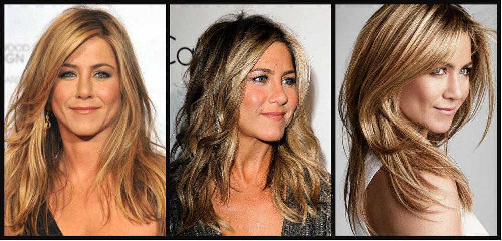 Jenny e o mesmo corte lindo de sempre.