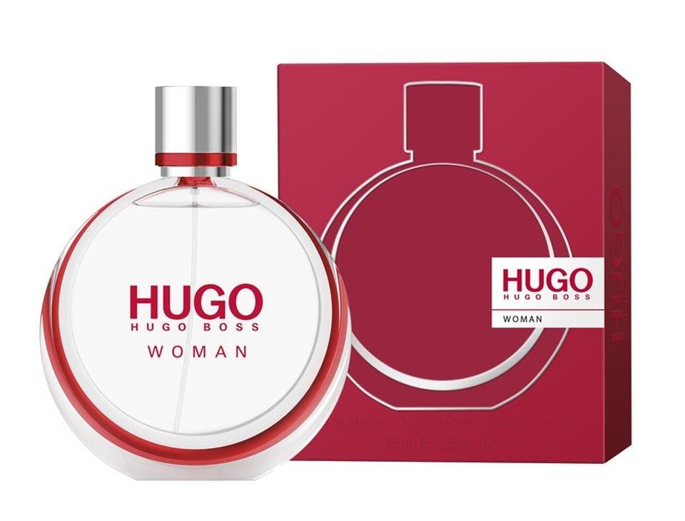 Nova embalagem para o meu queridinho Hugo Boss Woman!
