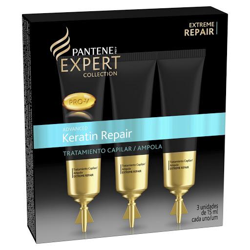 Ampolas Advanced Keratin Repair da Pantene