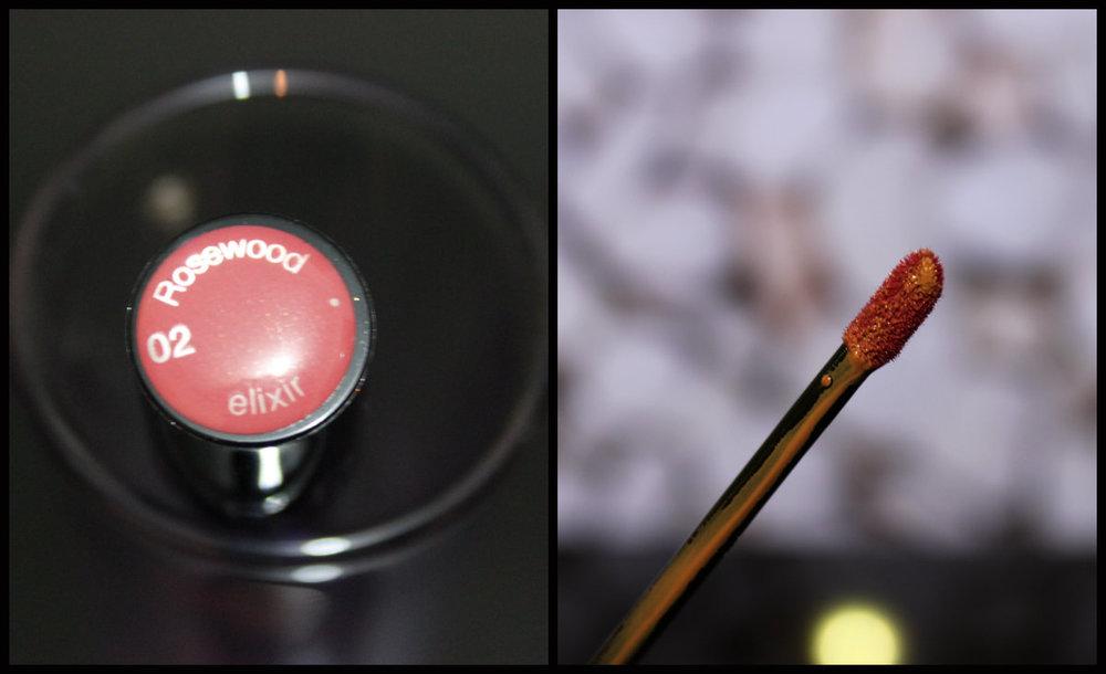Rouge Infusion Rosewood Elixir da Sephora -Foto por Bruno França
