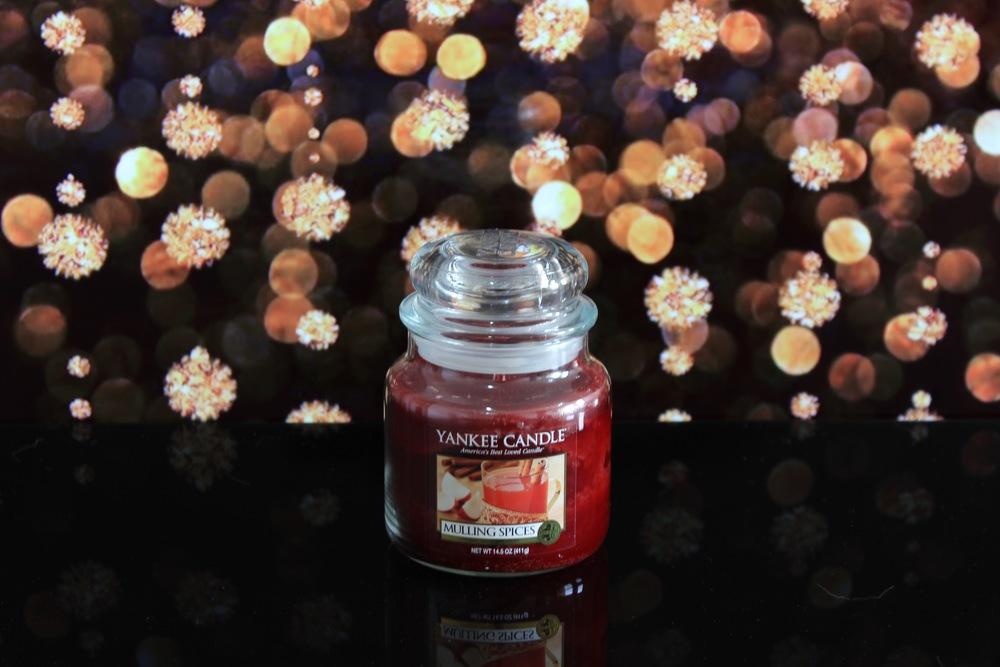 Yankee Candle Mulling Spices - Foto por Bruno França