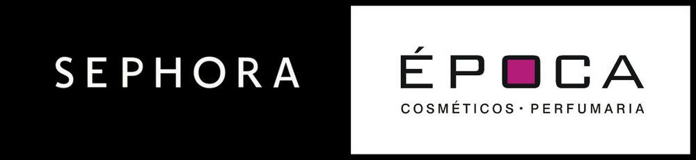 Lojas Sephora e Época.