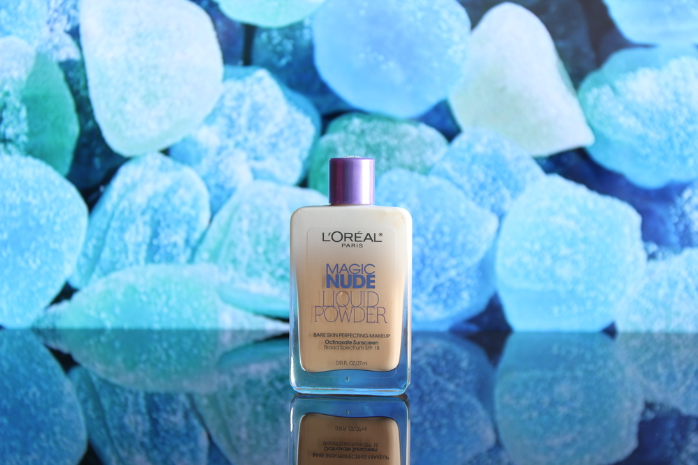 Magic Nude Liquid Powder da L'Oreal - Foto por Bruno França