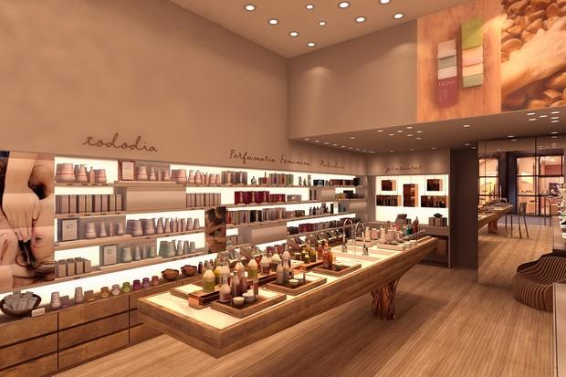 Loja Natura - Shopping Morumbi - Foto - Vogue