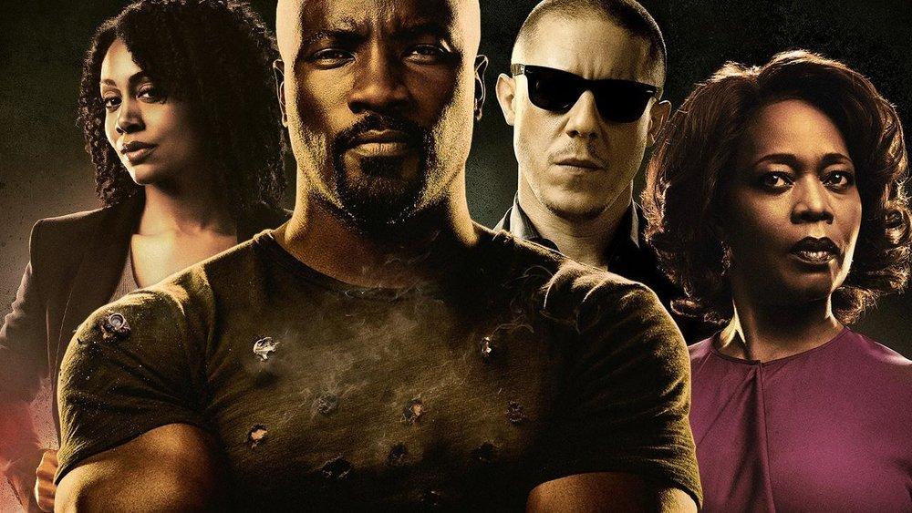 Elenco Luke Cage - Netflix
