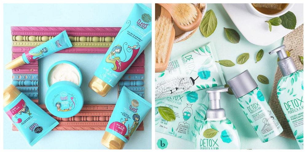 Novidades The Beauty Box