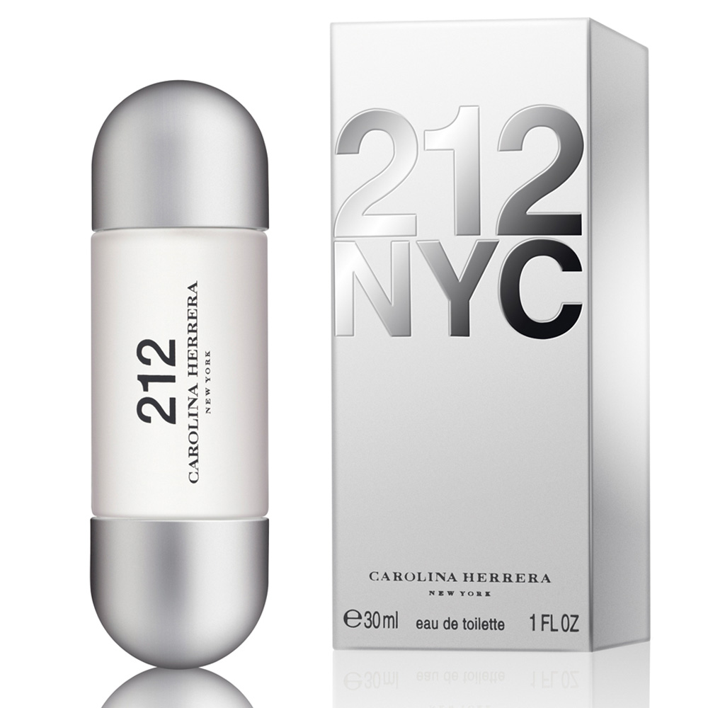 212 Carolina Herrera - R$ 489,00 com 100ml