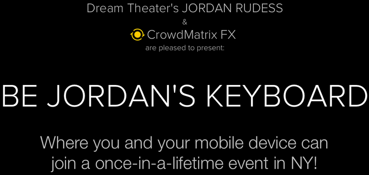 Be Jordan's Keyboard