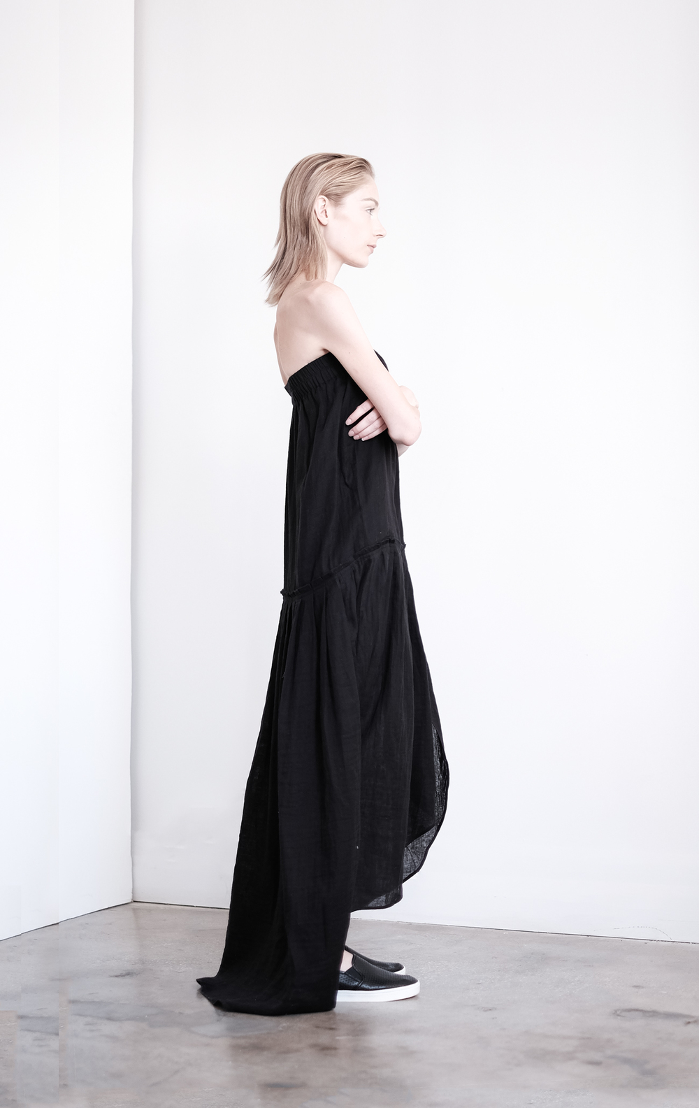 LOOK 49b    2291  / Noir -  alternative wearing