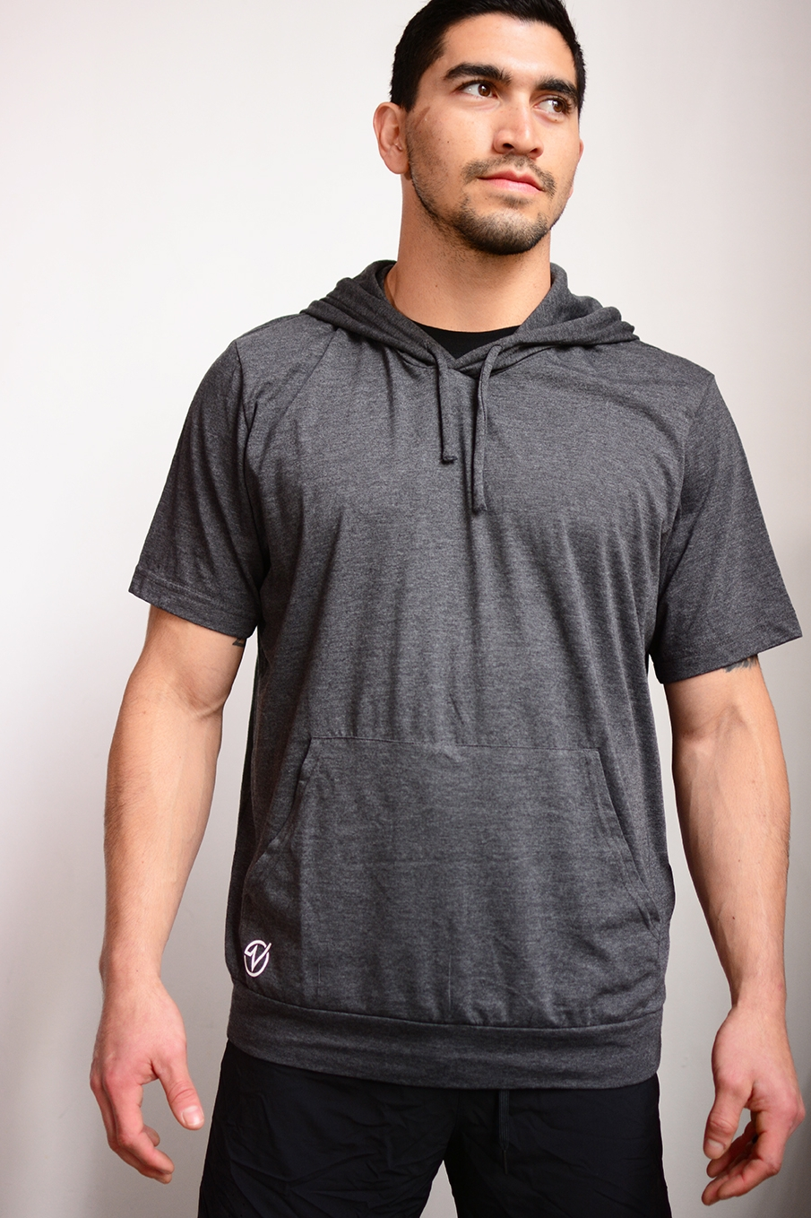 Men's Basic Short Sleeve Pullover - SKU: M3514MIN QTY 15 / Any Color - Any Size$19.80-$23.10COLORS: CharcoalSizes: M, L, XL, 2XL