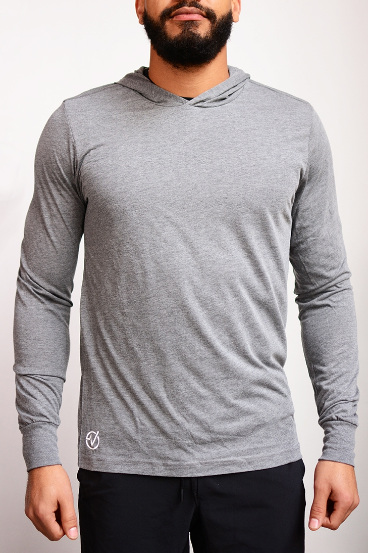 Men's Basic Long Sleeve Pullover - SKU: M3512MIN QTY 15 / Any Color - Any Size$16.80-$19.60COLORS: Light GreySizes: S, M, L, XL, 2XL