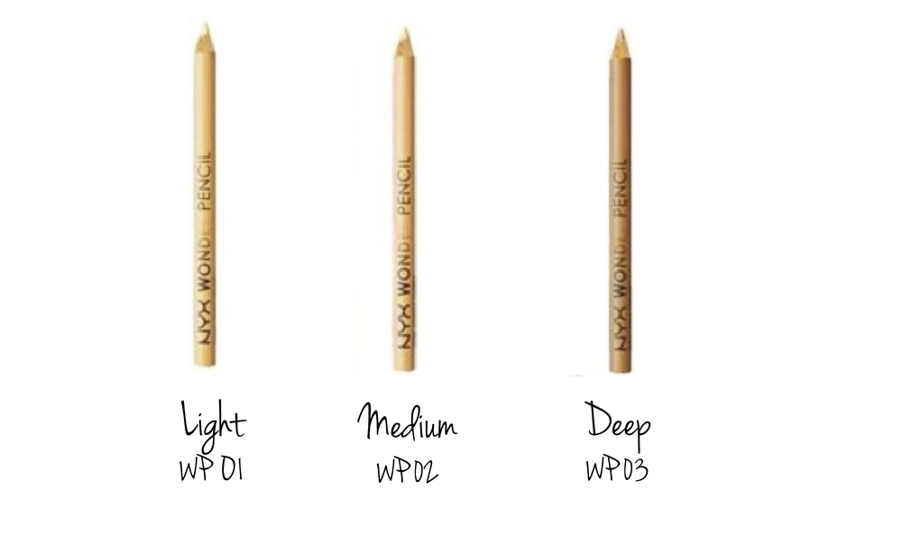 NYX Wonder Pencil  in Light