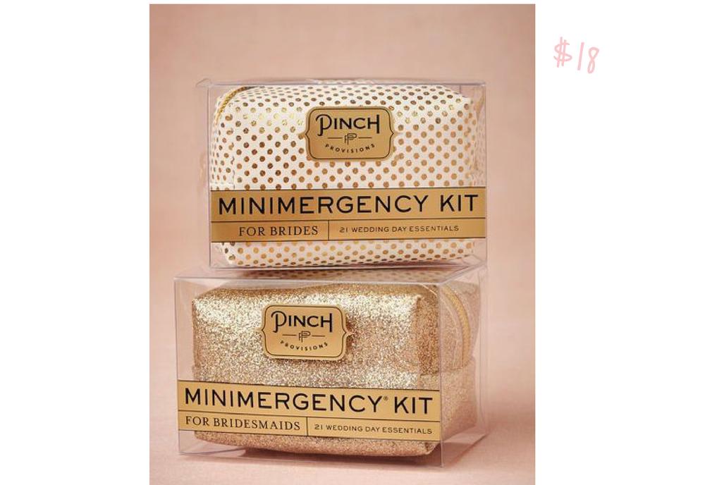 BHLDN Minimergency Kit for Brides & Bridesmaids