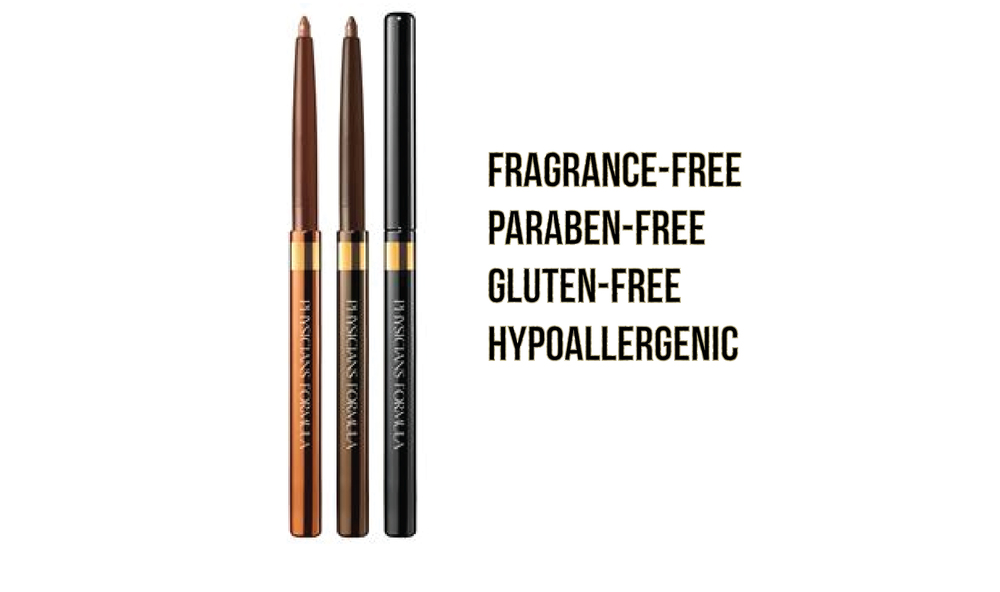 Physician's Formula Eyeliner 3-Pack  I absolutely adore these liners. The color, the consistency, the ingredients . . . I almost always use eyeliner in my water line (inside my lower lash line) so I think it's extremely important for me to use a healthy eyeliner because I'm basically giving chemicals free reign with my body through my eyes.