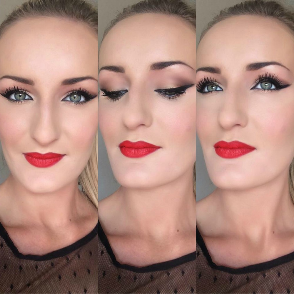 Iggy-Inspired Makeup