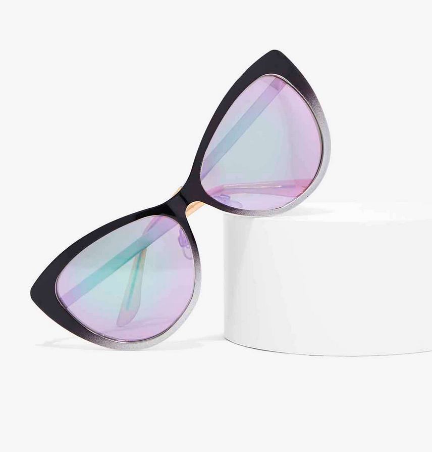 Nasty Gal Into Madness Cat-Eye Sunglasses - $20