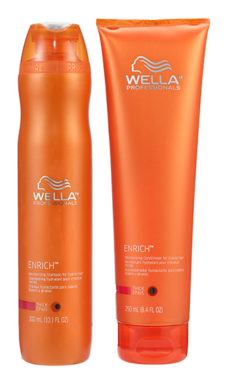Wella Professionals Enrich Shampoo + Conditioner