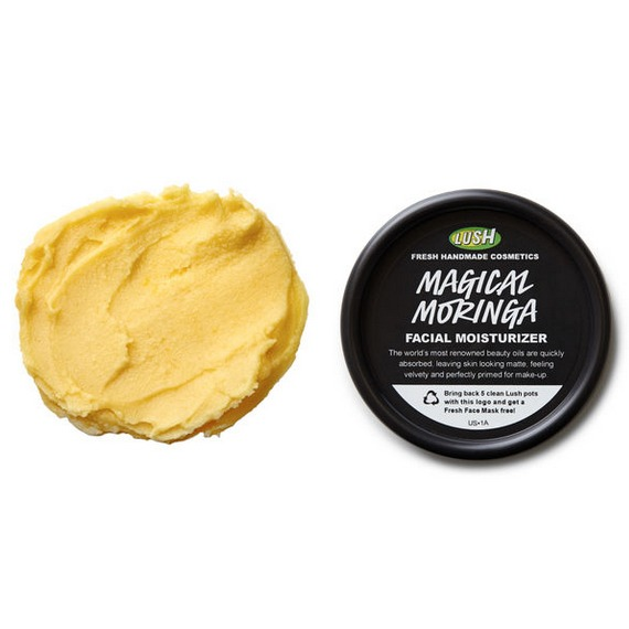 Magical Moringa Moisturizer from Lush