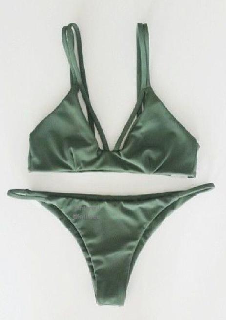 KOA Swim Twisted Bikini   $143