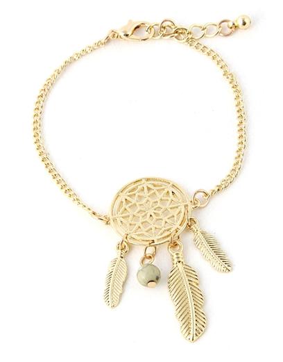 Jewel Cult Dream Catcher Bracelet   $16