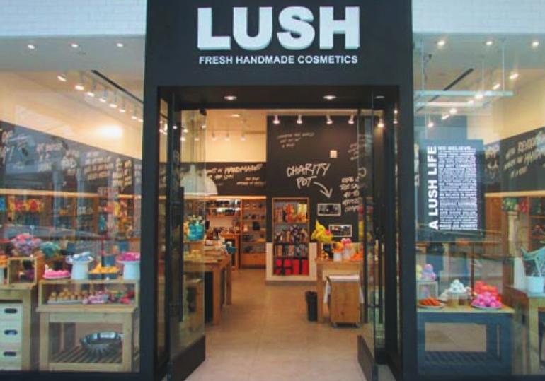Lush - Fresh Handmade Cosmetics