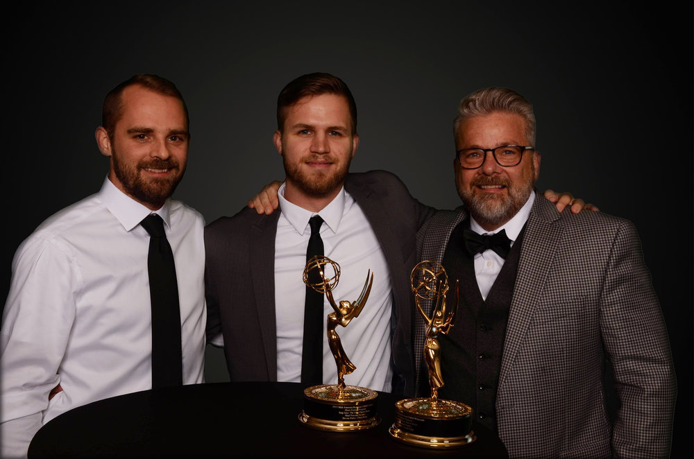 2015 Academy of Television Arts & Sciences, Mid-America. Best Director and Best Short Format Program