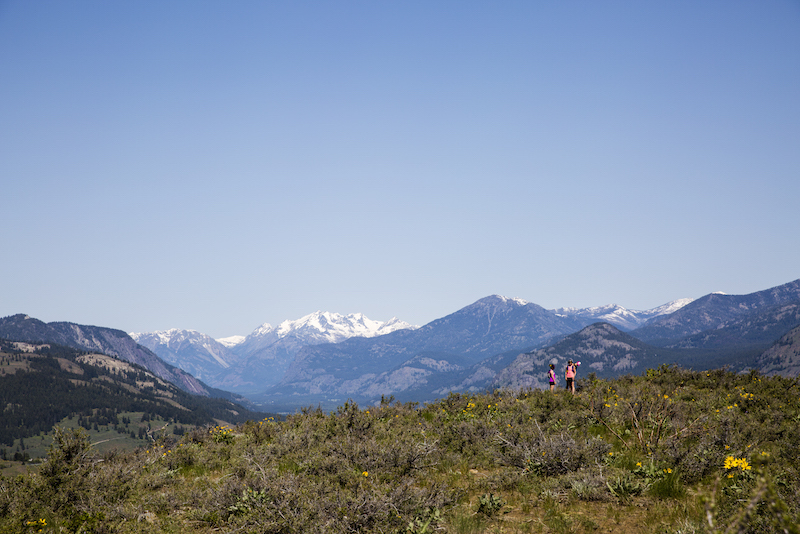Women's Trail Running & Yoga Retreat - April 19-22, 2018 Winthrop, WA