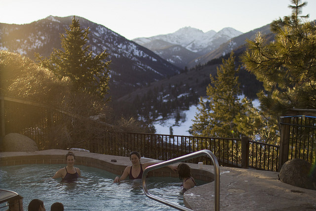 Women's Winter Ski Retreat - February 23-25, 2018,Winthrop, WA
