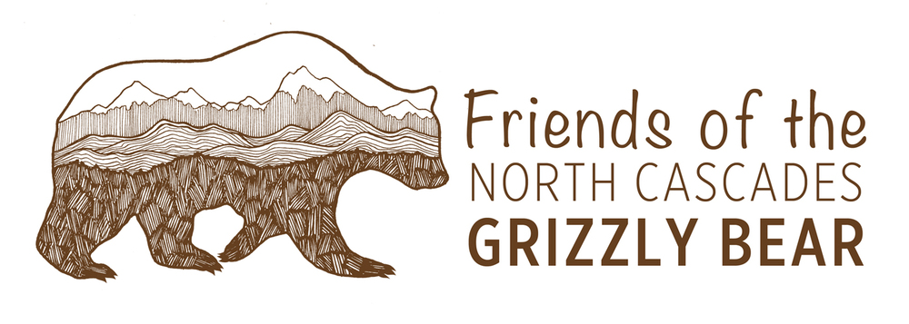 We are proud supporters of the Friends of the North Cascades Grizzly Bear, working to restoring a healthy population of grizzly bears to the North Cascades.