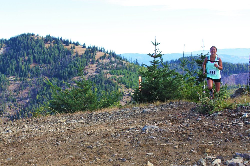 Cle Elum Ridge 50k 12-week Training Plan                       $75