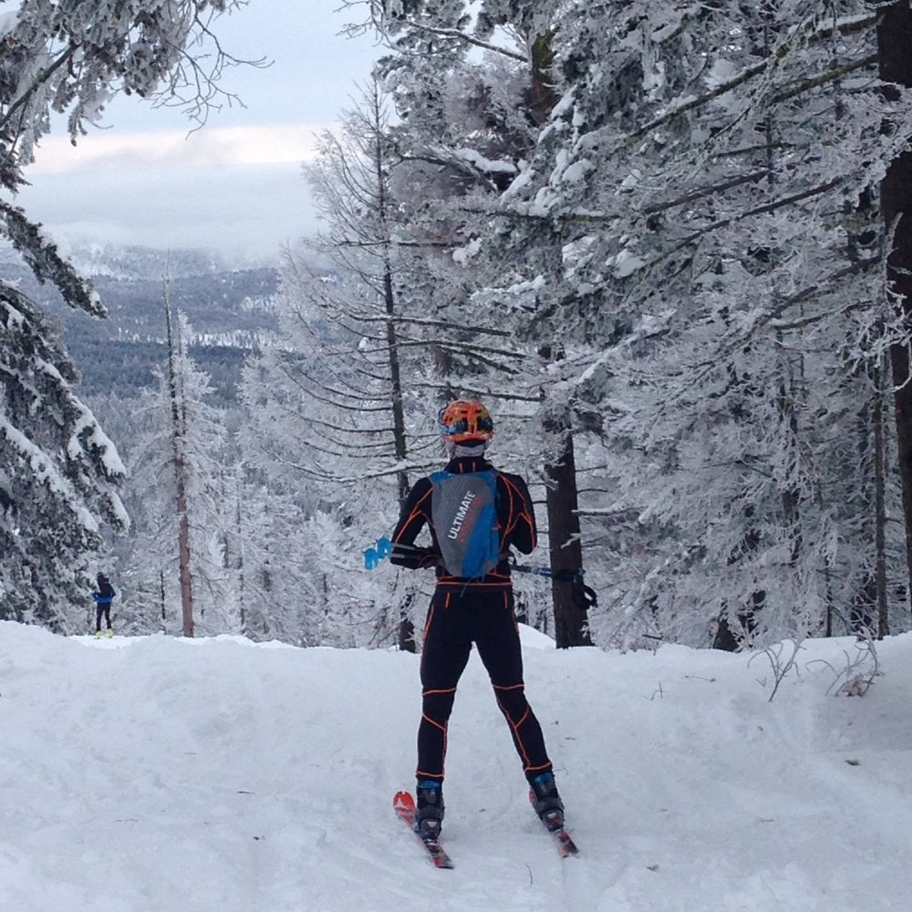 12-week BC/Ski-mo Pre-Season Plan $60   This 12-week plan is designed to take the beg/intermediate endurance athlete toward a great season in the mountains, whether for backcountry ski touring or ski-mountaineering and randonee racing.