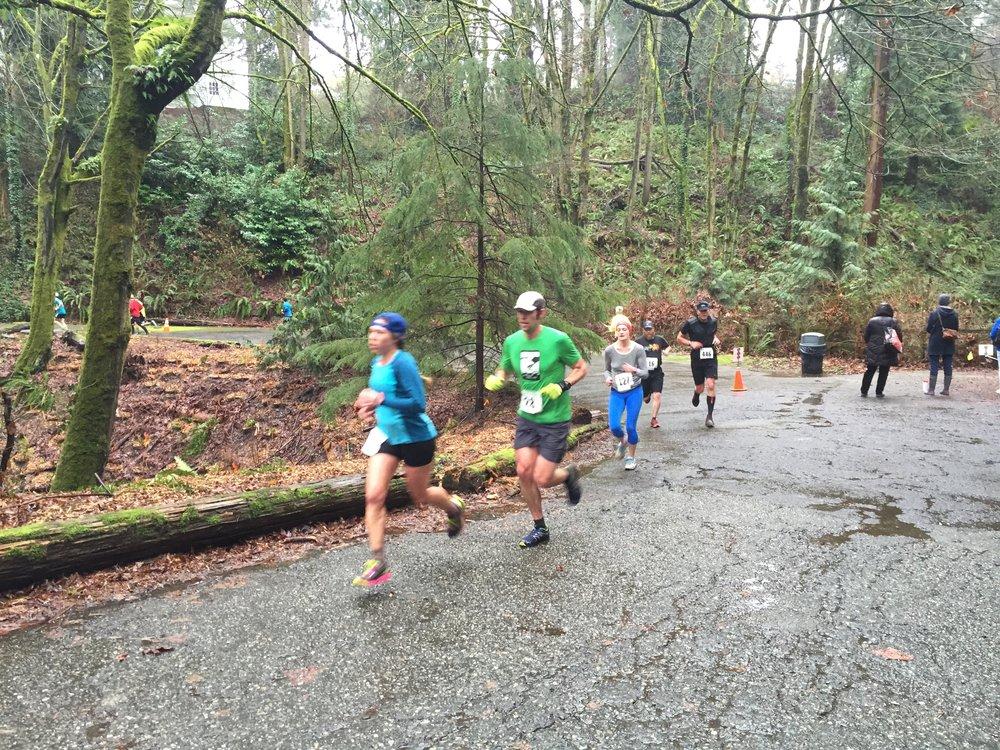 NW Trail Runs Winter Series 14-week Plan                           $75