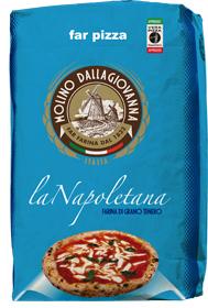 Italienskt Pizzamjöl Tipo 00 - 5 kg