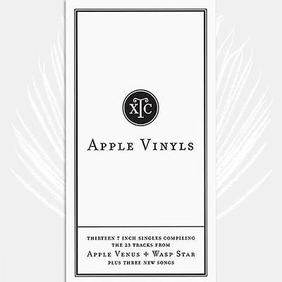 XTC - Apple Vinyls