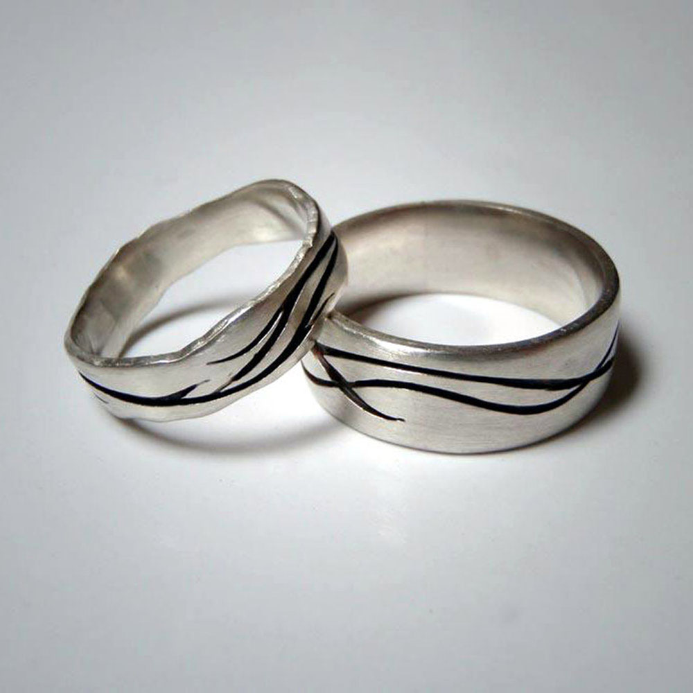 Rough and Smooth Rings by Abi Cochran