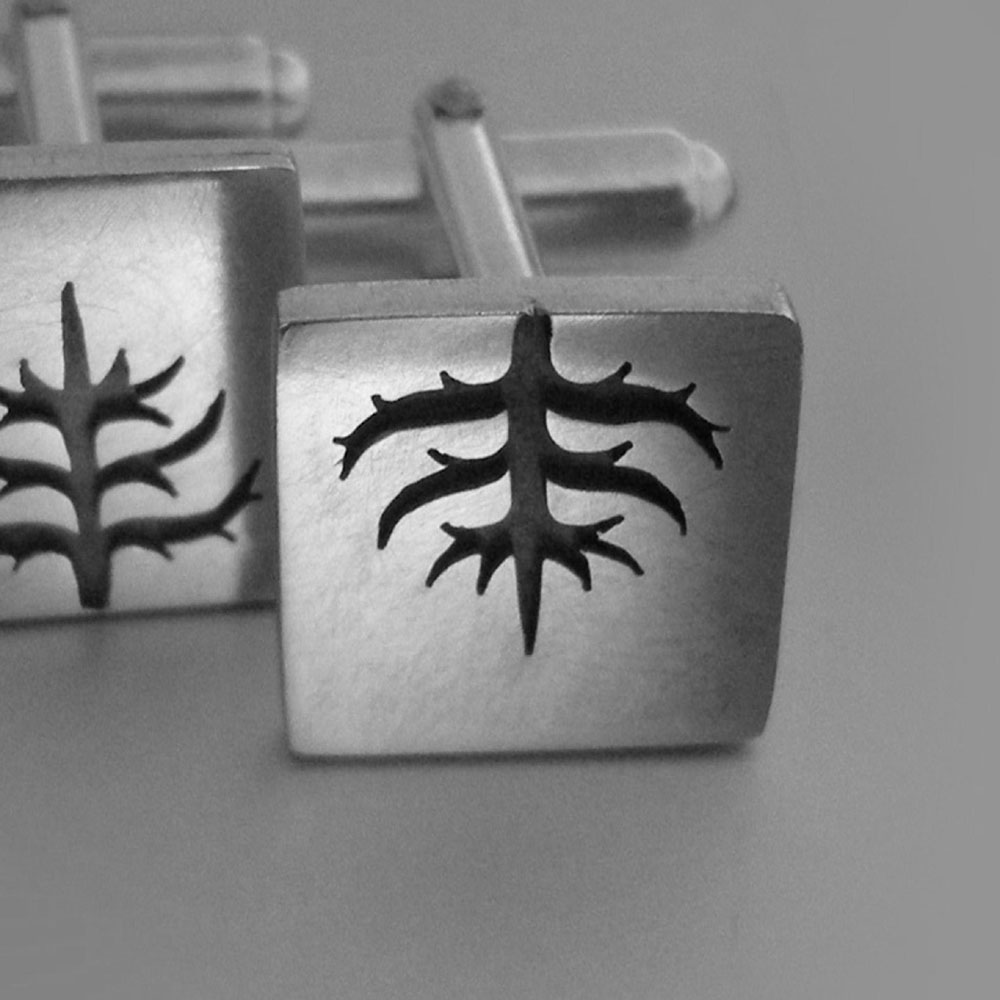 Cufflinks by Abi Cochran